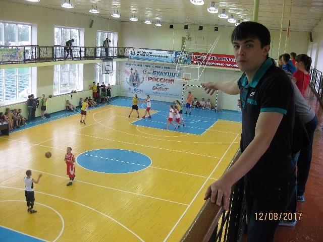 """Сила энергий - """"Самое спортивное место г. Серова""""."""