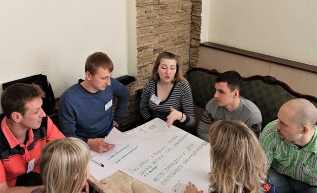Семинар для молодежных профактивистов