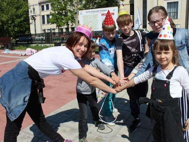 Самая юная команда - «Белоснежка и 6 гномов»