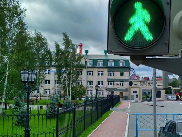 Цвет настроения зеленый (КИП)