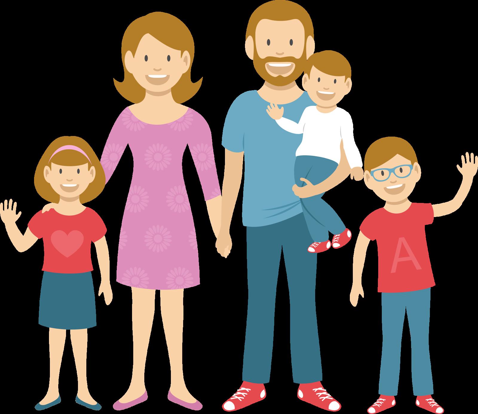 Меры социальной поддержки семьям, имеющим детей