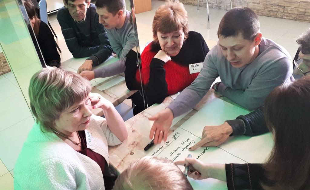 Очередной этап в подготовке председателей цеховых профорганизаций