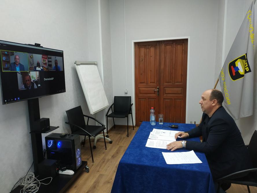 В плане работы - информационное сопровождение отчетов и выборов