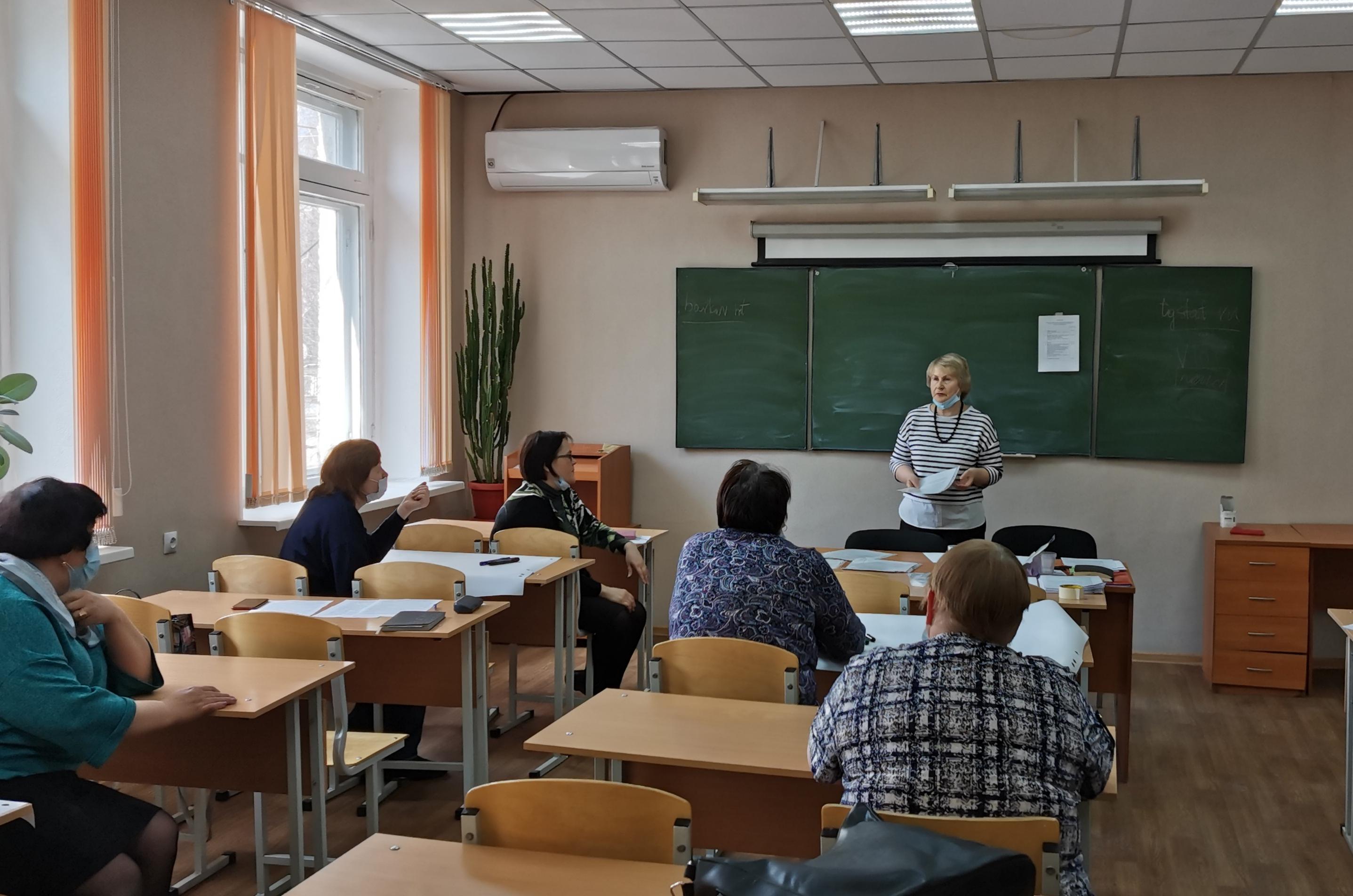 Профсоюзный семинар